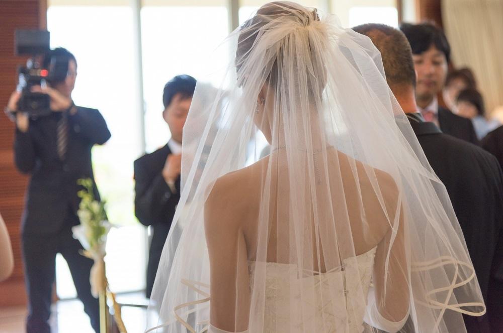 一眼レフカメラの初心者でもできる!結婚式を上手に撮る方法